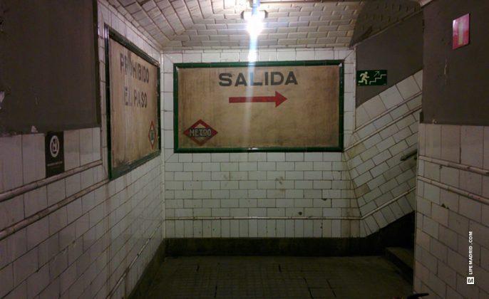 Andén 0 - La estación fantasma de Chamberí