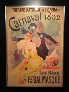 Cartel Carnaval 1892