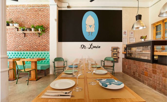 Dr. Limón - Restaurante