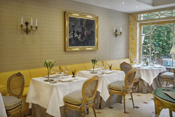 TOP 5 - Romantic restaurants in Madrid in 2018