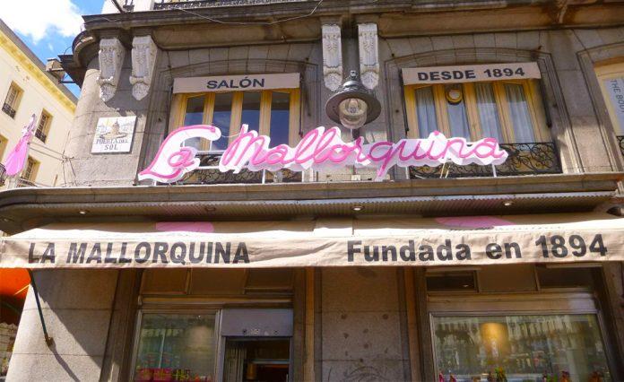 Pastelería, La Mallorquina