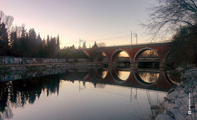 Puente de los Franceses, Madrid Río