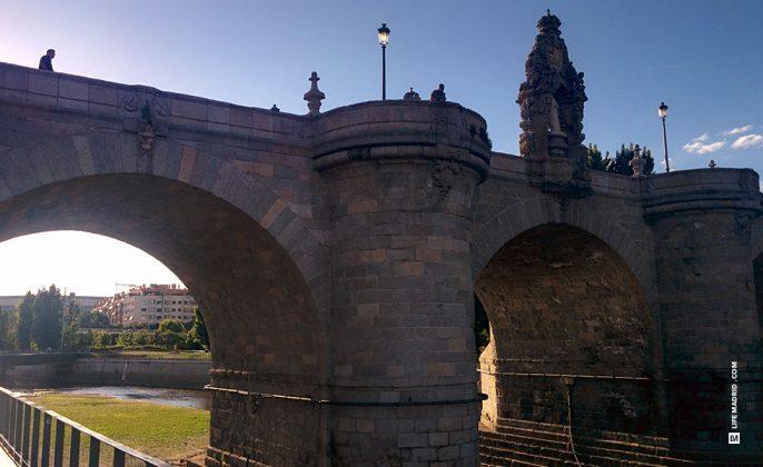 Puentes del Madrid Río