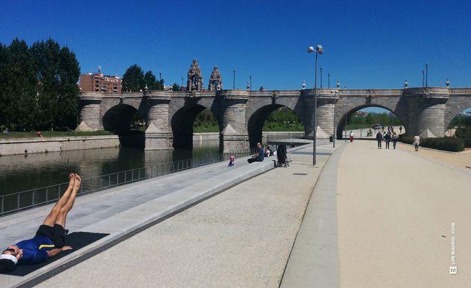 Madrid Río, actividades