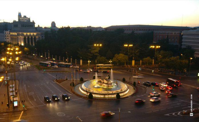Mirador CentroCentro, Palacio de Cibeles