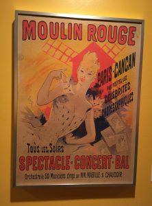 Cartel del Moulin Rouge