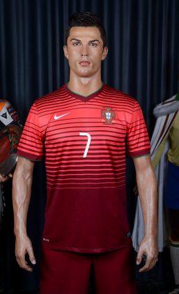 Cristiano Ronaldo | Museo de Cera de Madrid