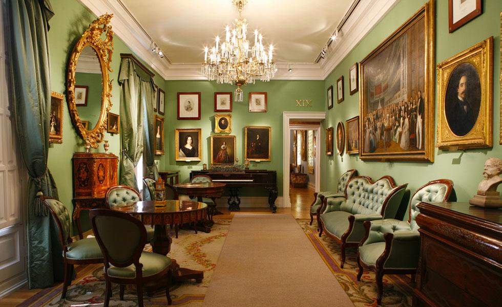Museo Del Romanticismo Madrid.Museo Del Romanticismo Un Palacete Al Estilo Burgues Espanol