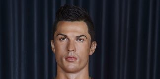 Cristiano Ronaldo, Museo de Cera Madrid