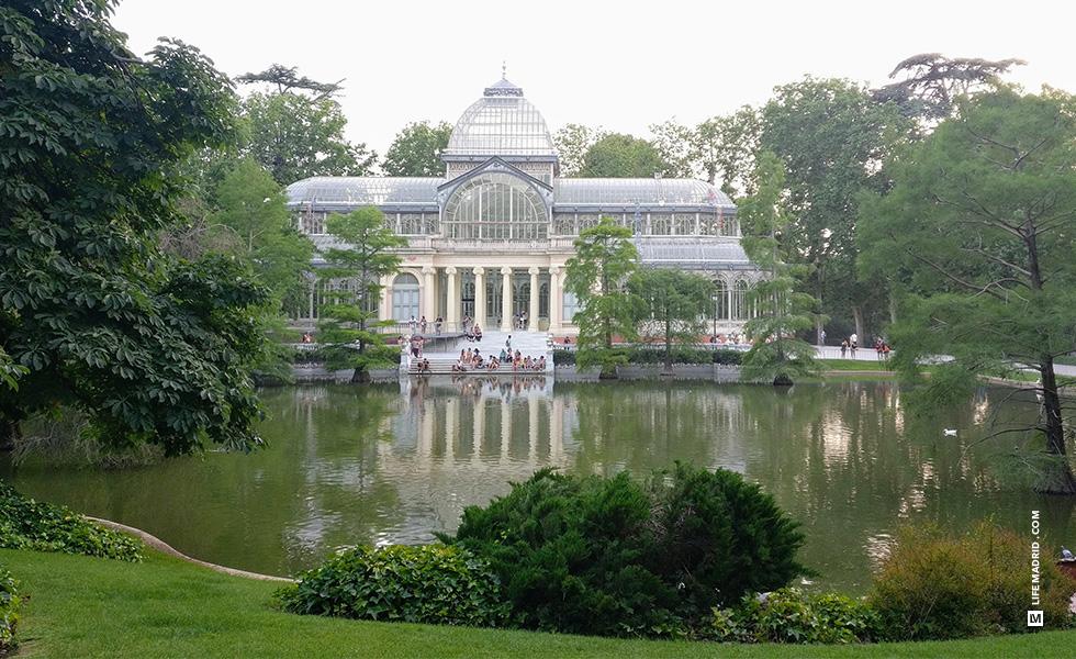 Palacio de Cristal - El Retiro
