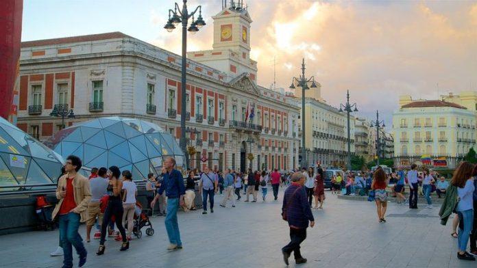 La puerta del sol de madrid tendr nueva oficina de turismo - Pension puerta del sol ...