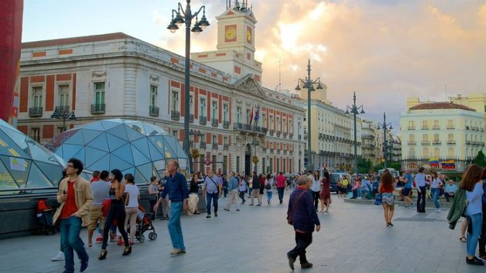La puerta del sol de madrid tendr nueva oficina de turismo for Oficina de turismo de la comunidad de madrid