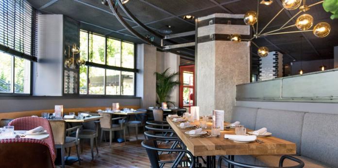 Restaurant - Sasha Boom