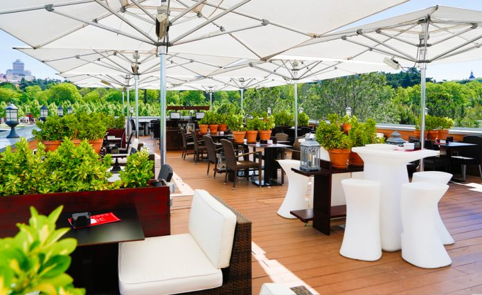 Terraza Café del Río
