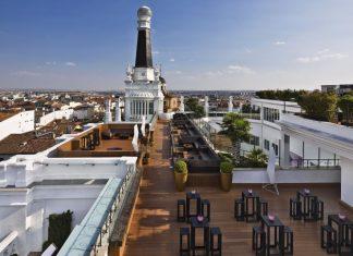 Terraza Me Madrid Rooftop