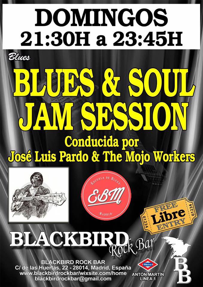 Blues & Soul Jam Session