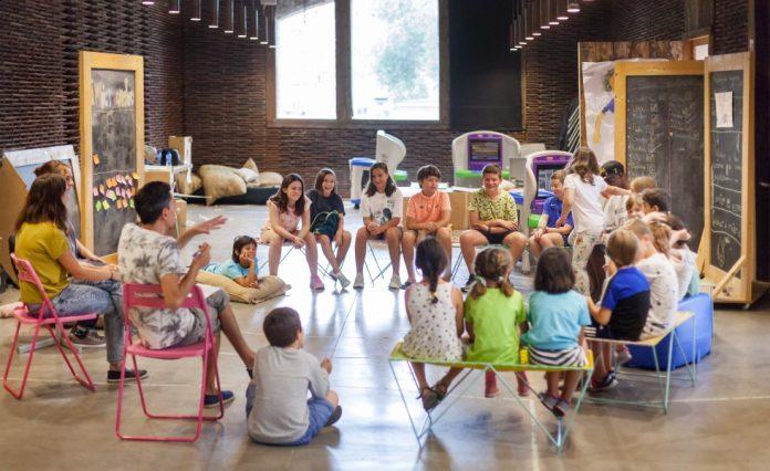 Ciudad DIWO, campamentos de verano en los que los niños deciden qué quieren hacer y cómo