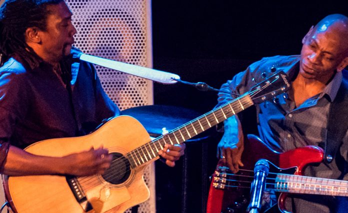 Reggie Washington & Herve Samb