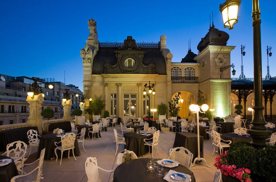 La Terraza Del Casino Life Madrid Magazine