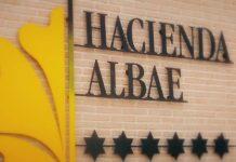 Hacienda Albae - Logotipo