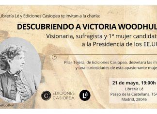 Victoria Woodhull - Cover